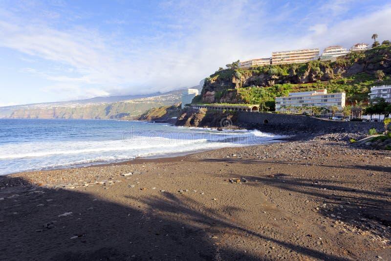 Download Playa DE Martianez stock foto. Afbeelding bestaande uit building - 29508114