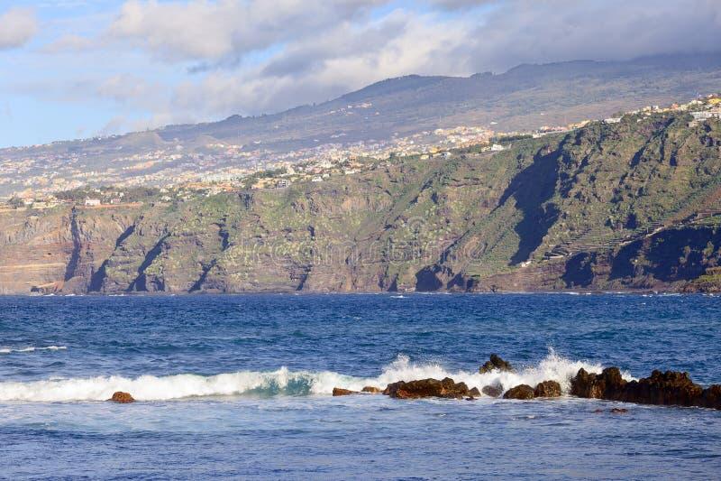 Download Playa DE Martianez stock foto. Afbeelding bestaande uit toneel - 29508176