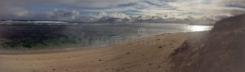 Playa de McDonald del puerto fotos de archivo libres de regalías