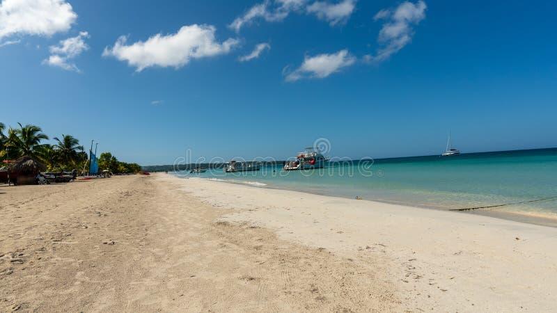 Playa de 7 millas fotografía de archivo