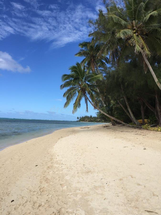 Playa de Muri fotografía de archivo libre de regalías