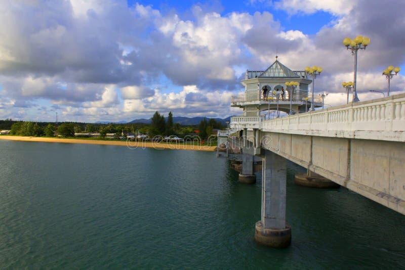 Playa de Phuket foto de archivo libre de regalías