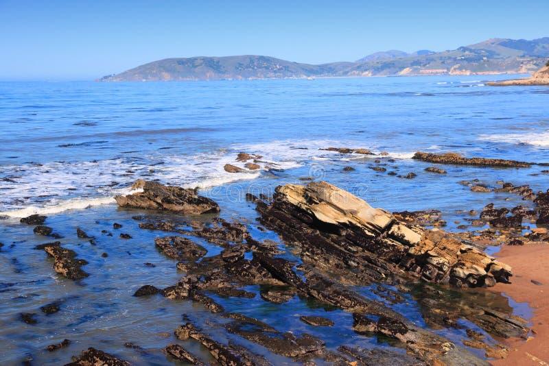 Playa de Pismo, California fotos de archivo libres de regalías