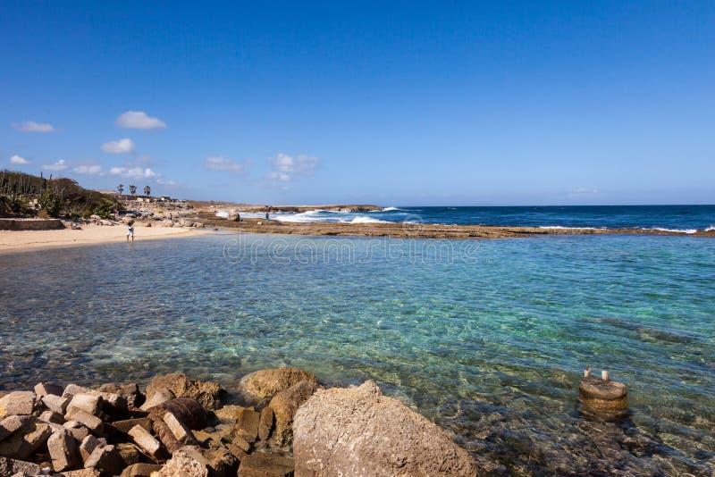 Playa de Playa Kanao imagenes de archivo