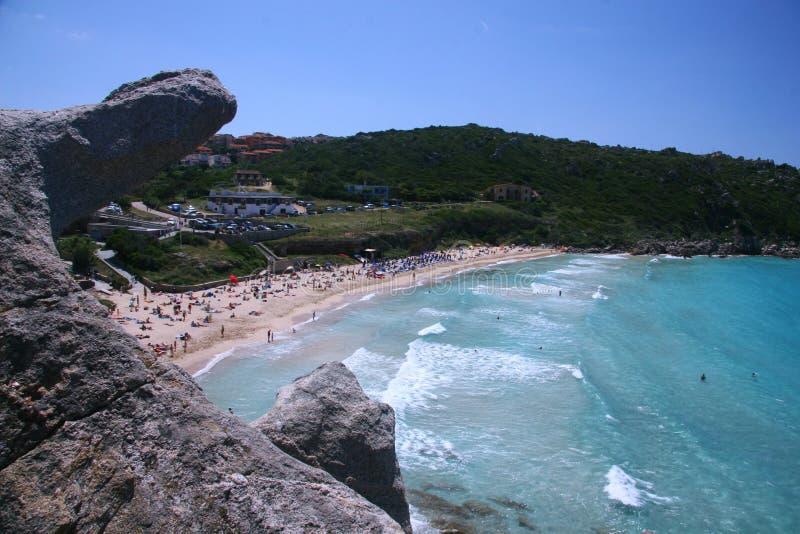 Playa de Rena Bianca imagen de archivo libre de regalías