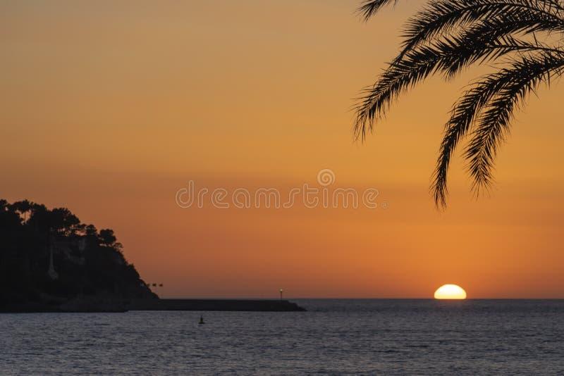 Playa de Santa Ponsa foto de archivo libre de regalías