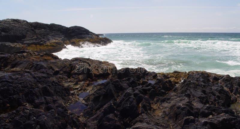 Playa de Tofino fotos de archivo libres de regalías
