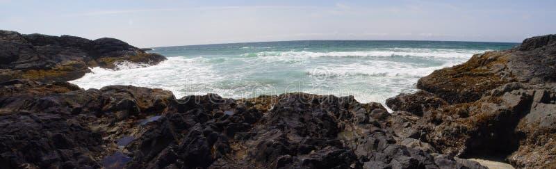 Playa de Tofino fotografía de archivo libre de regalías