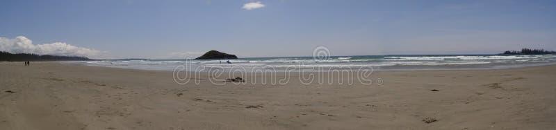 Playa de Tofino fotos de archivo