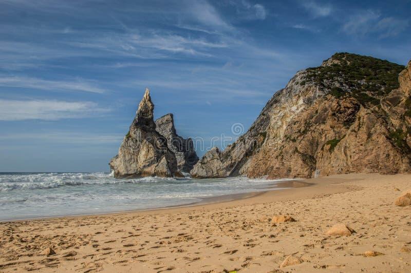 Playa de Ursa fotografía de archivo libre de regalías