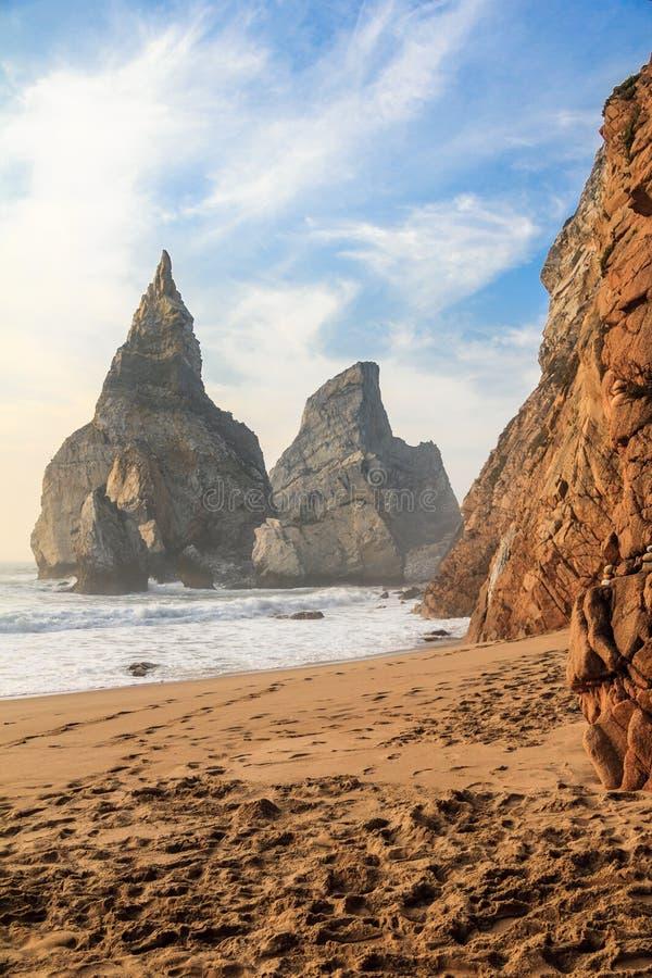 Playa de Ursa foto de archivo libre de regalías