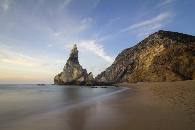 Playa de Ursa fotos de archivo libres de regalías