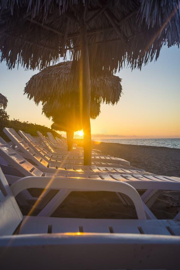 Playa de Varadero, destino perfecto en el Caribbeans foto de archivo libre de regalías