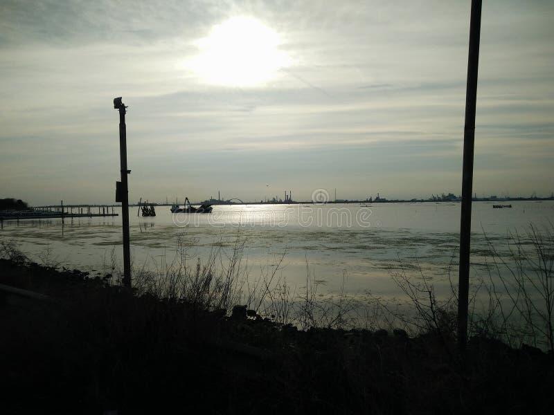 Playa de Venecia fotos de archivo libres de regalías