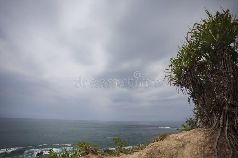 Playa de WediOmbo imagen de archivo libre de regalías