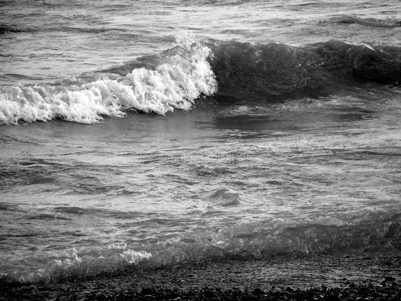 Playa 2 de Worthing fotografía de archivo