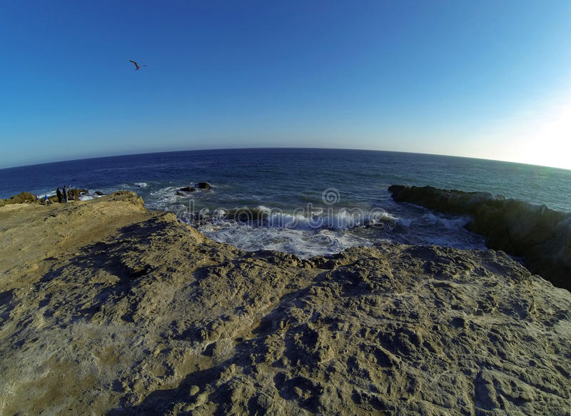 Playa de Zuma fotografía de archivo