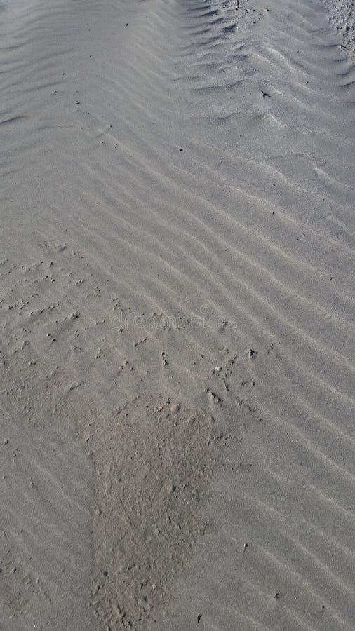 Playa del acebo fotografía de archivo libre de regalías