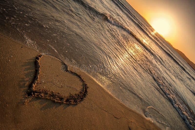 Playa del arenal stock afbeeldingen