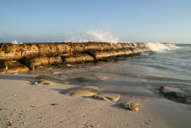 Playa del Carmen photos libres de droits