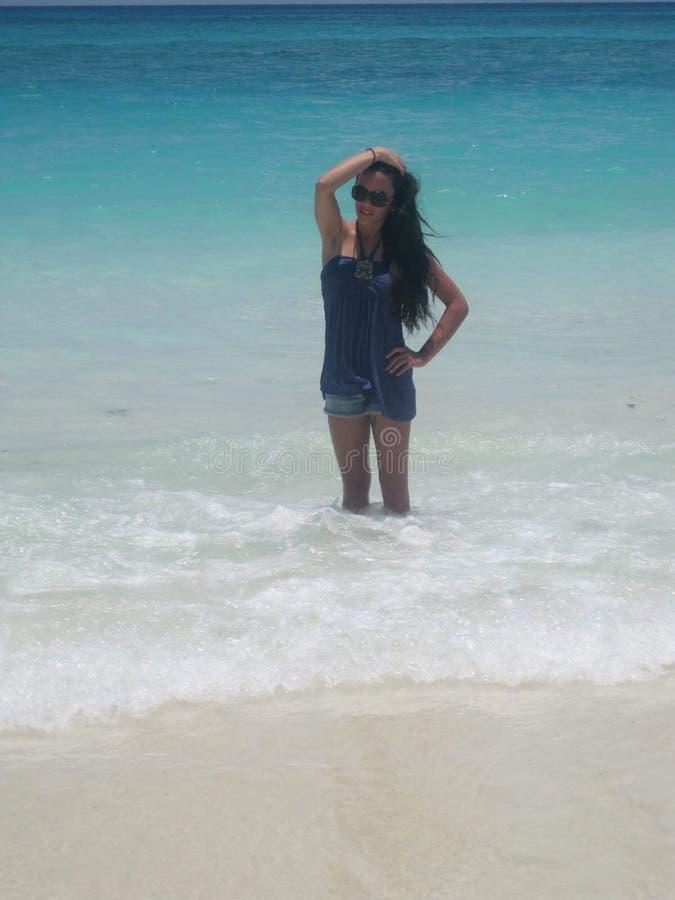 Playa del Carmen stockbilder