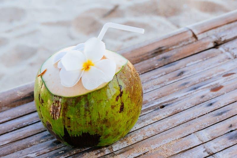 Playa del coco en Samui en Tailandia imágenes de archivo libres de regalías
