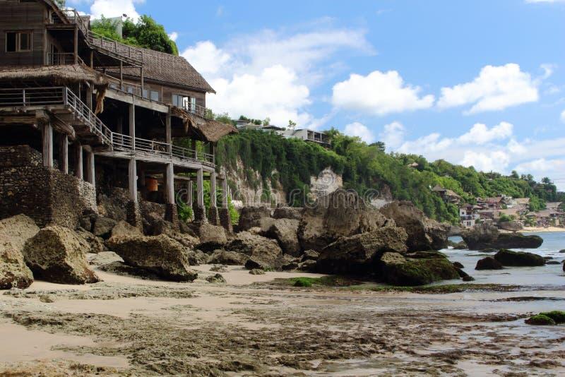 Playa del Dreamland, Bali, Indonesia foto de archivo