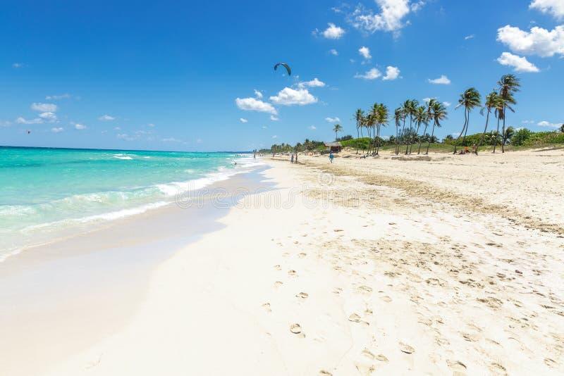 Playa del Este, Куба стоковое фото