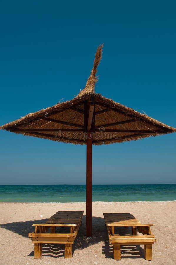 Playa del Mar Negro imagen de archivo libre de regalías