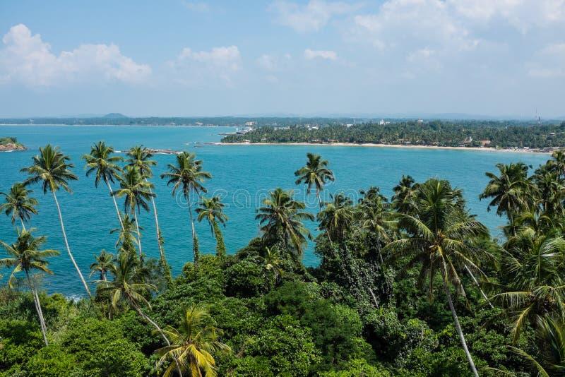 Playa del Océano Índico fotografía de archivo