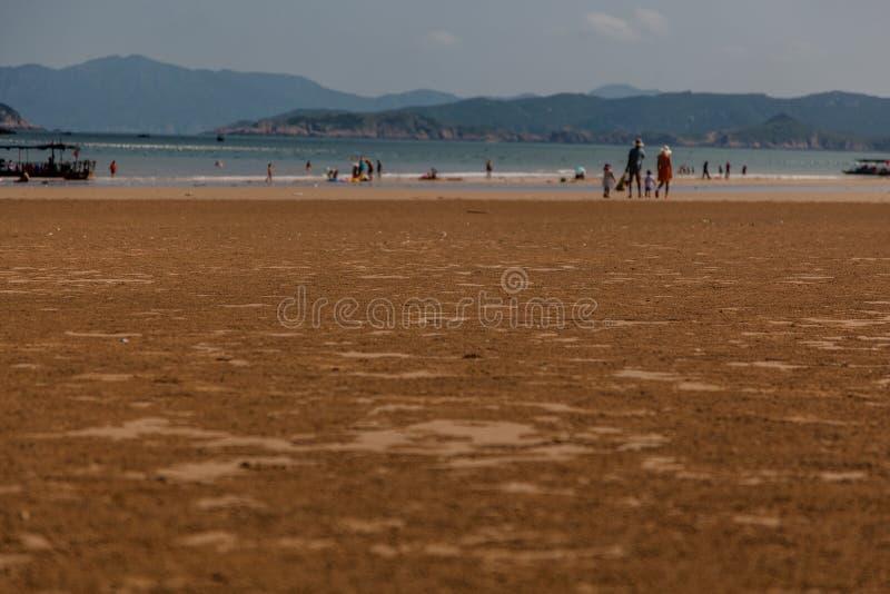 Playa del paisaje imagen de archivo