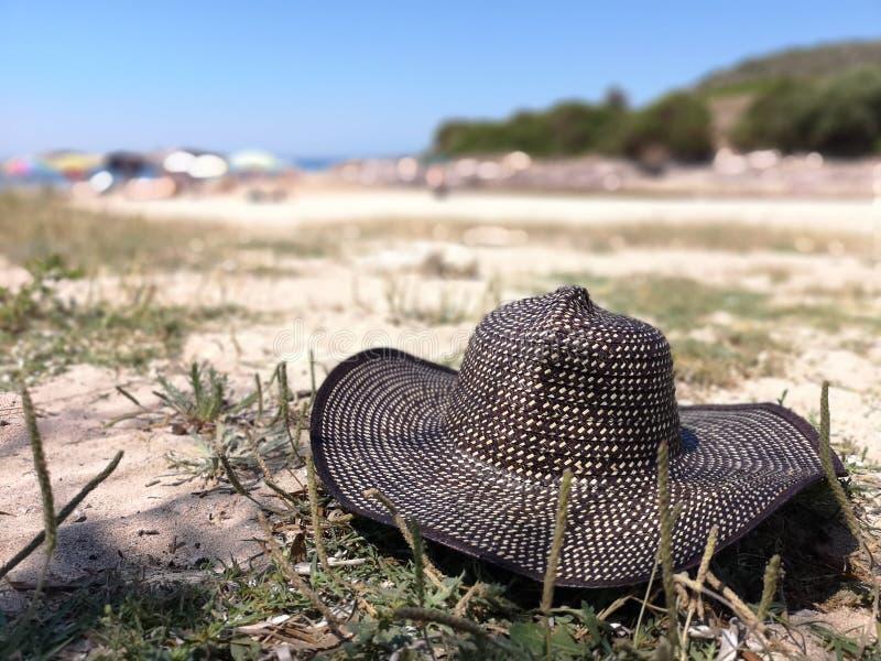 Playa del sapone de Cerdeña Cala en Sant& x27; Isla de Antioco fotografía de archivo