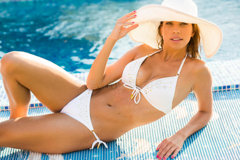 Download Playa del verano imagen de archivo. Imagen de relaje - 41920665
