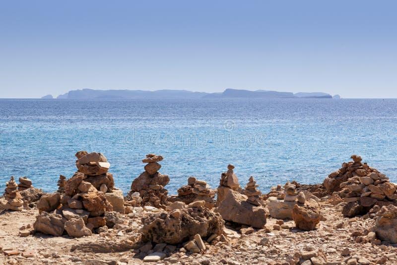 Playa del zen foto de archivo