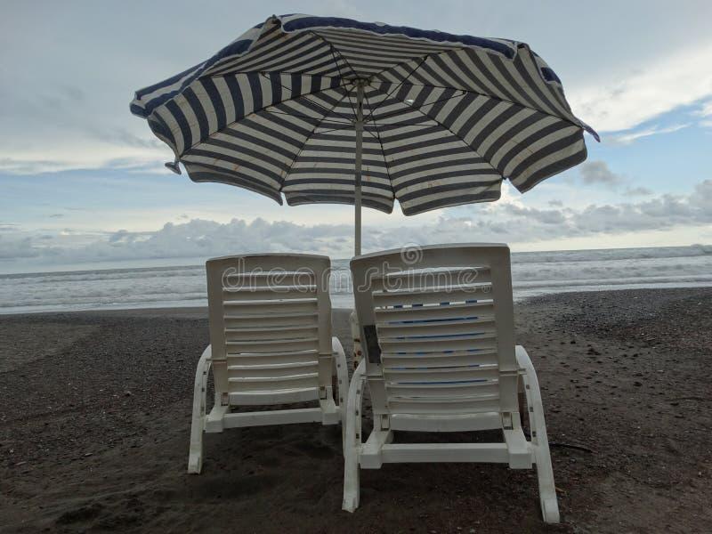 Playa della La dell'en di Sillas immagine stock