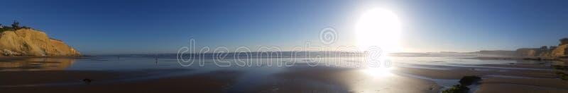 Playa en Conil, Cádiz españa imagen de archivo libre de regalías