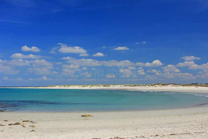 Download Playa En El Océano Atlántico Foto de archivo - Imagen de pintoresco, cielo: 42439372