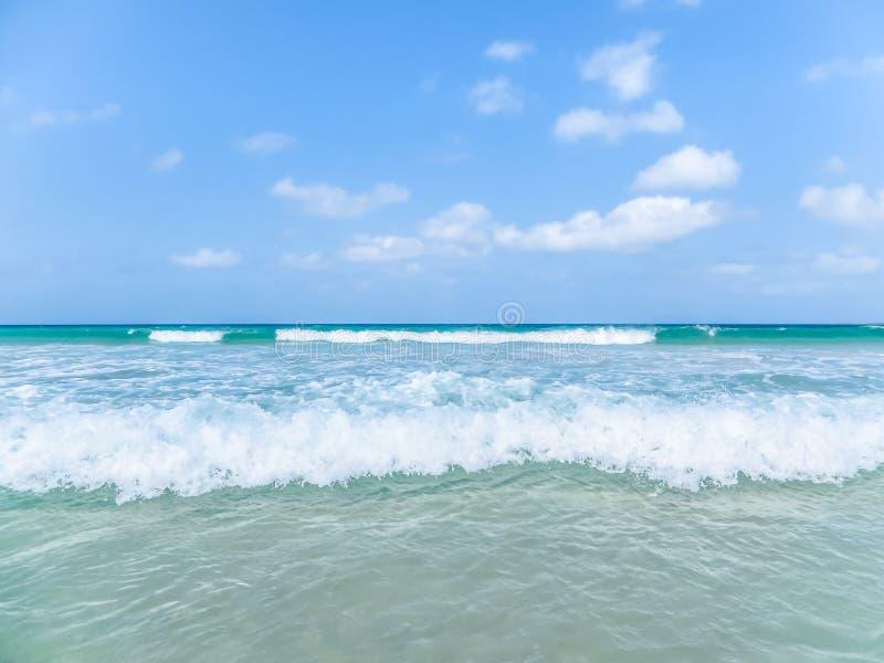 Playa en las islas de Cabo Verde imagen de archivo libre de regalías