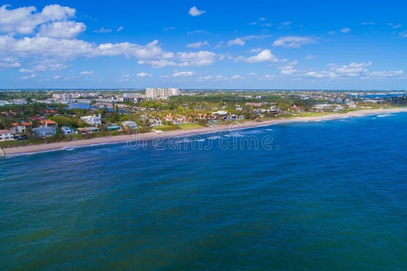 Playa FL LOS E.E.U.U. de Boynton de la imagen del abejón imagen de archivo libre de regalías
