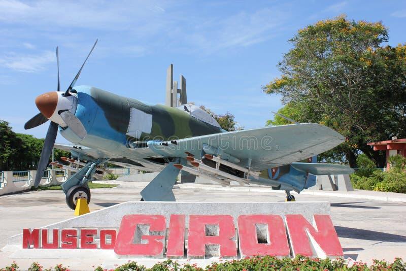 Playa Giron Museo, Kuba lizenzfreies stockfoto