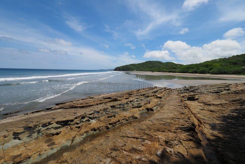 Playa Gr Coco, Nicaragua royalty-vrije stock fotografie