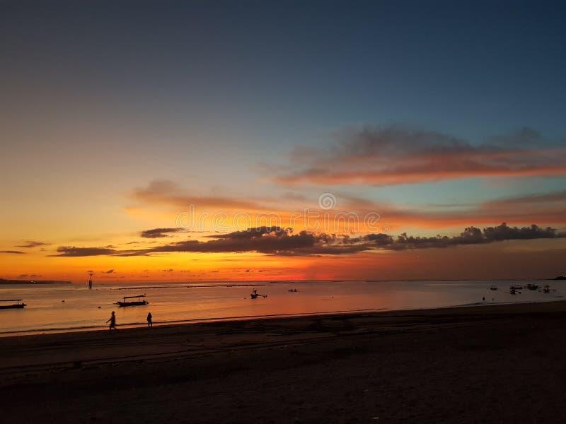 Playa hermosa y Bali con mi novio que era un rato maravilloso imagenes de archivo