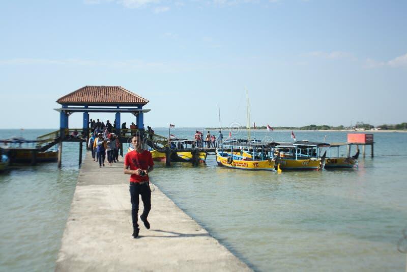 Playa indonesia fotos de archivo libres de regalías