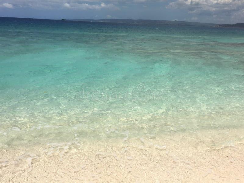 Playa limefruktcay Jamaica royaltyfria bilder