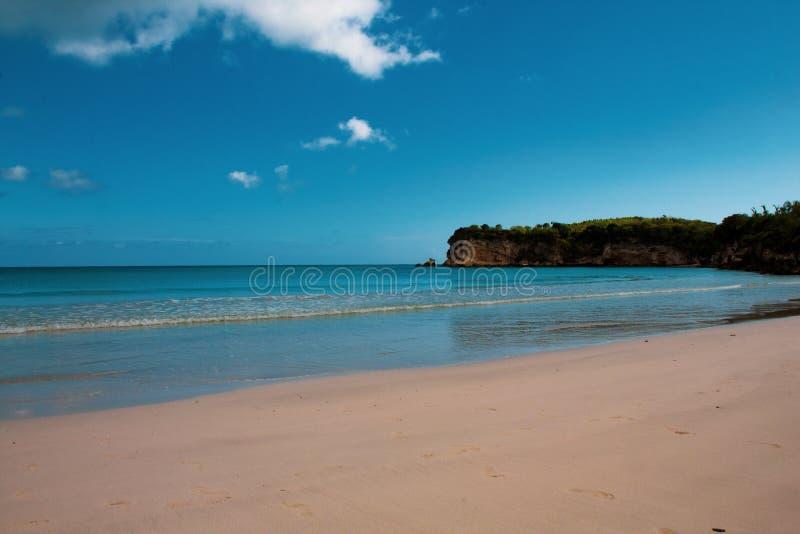 Playa Macao, Punta Cana, Dominican Republic: amazing public beach, crystal clear sea, tropical paradise; wonderful scenario,. Nobody around stock images