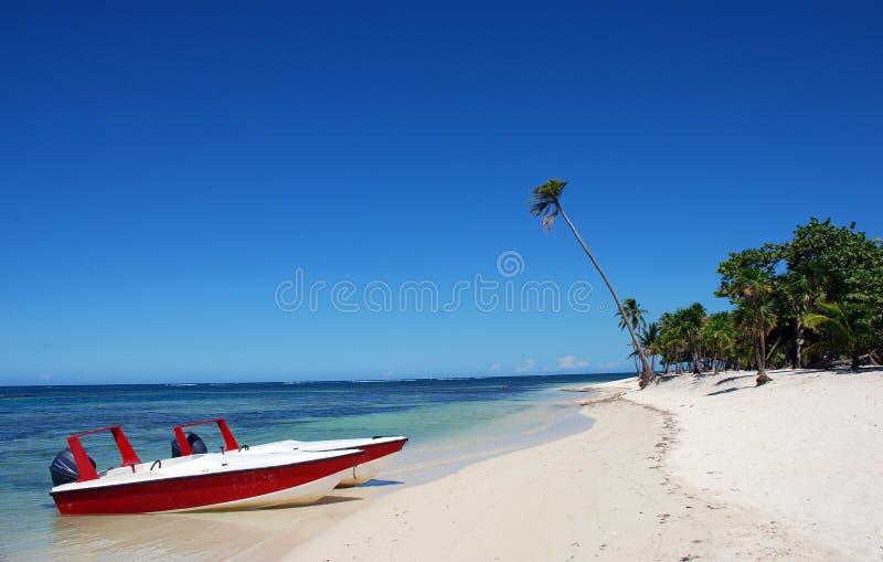 Playa mexicana imagen de archivo