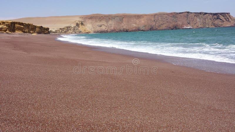 Playa Roja, Peru stock photos