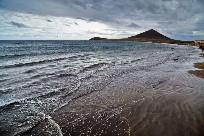 Playa sura zdjęcie stock