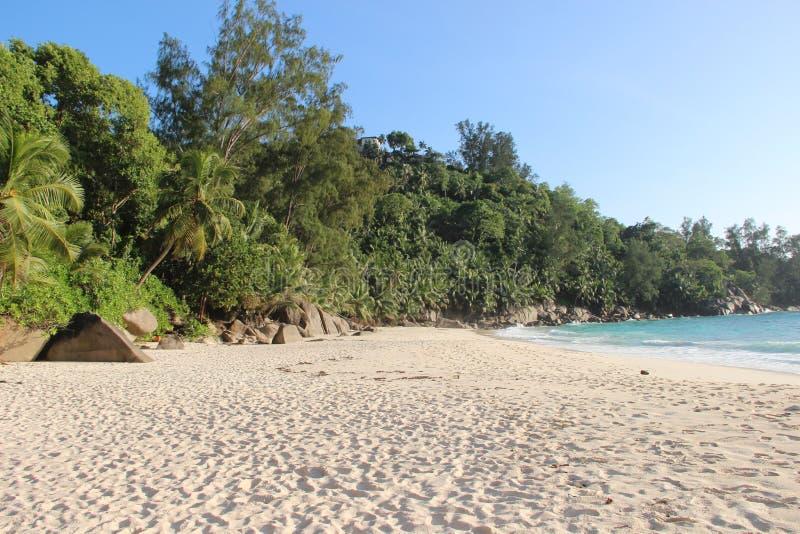 Playa tropical imagen de archivo libre de regalías