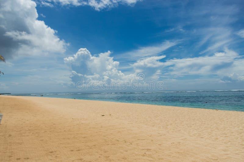 Download Playa Tropical Hermosa Con La Vegetación Enorme Imagen de archivo - Imagen de ambiente, océano: 41913207